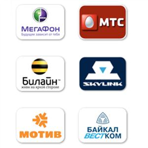 Операторы сотовой связи Таштагола