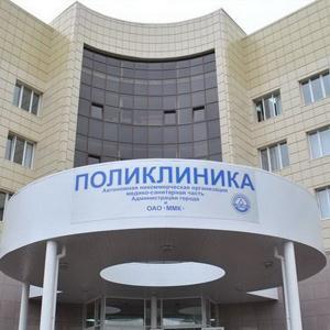 Поликлиники Таштагола