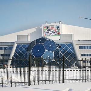 Спортивные комплексы Таштагола